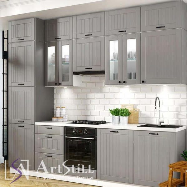 Кухня готовая Мила-3