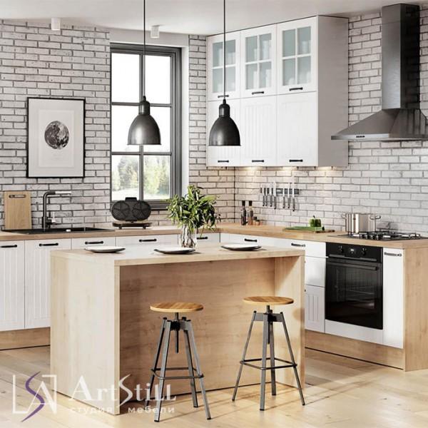 Кухня готовая Мила-5