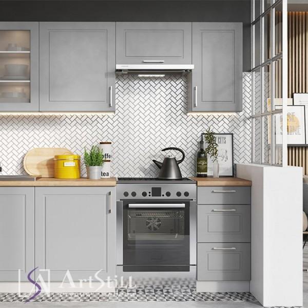 Кухня готовая Мирано-2