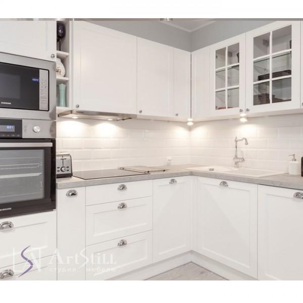 Кухня неоклассика Амбра-2