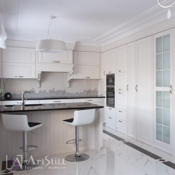 Кухня классика Амбра-3