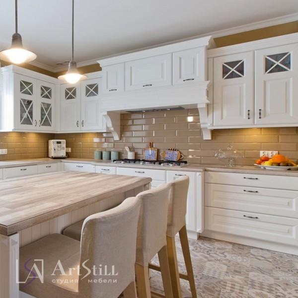 Кухня классика Амбра
