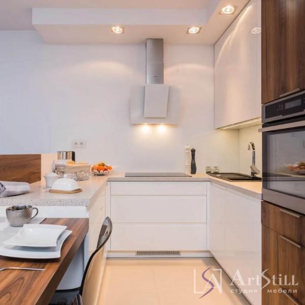 Кухня современная Алберо