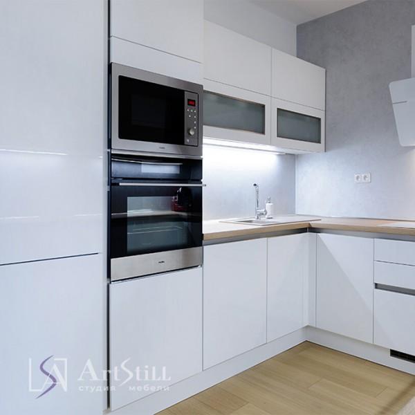 Кухня в скандинавском стиле Этерно-2