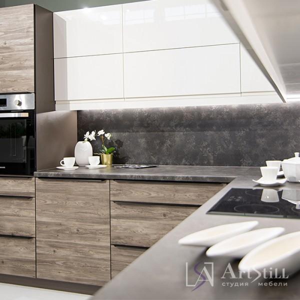 Кухня современная Фондо-4