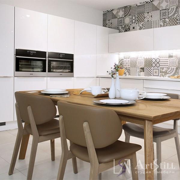 Кухня современная Глосси-3