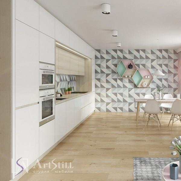Кухня современная Нетто-2