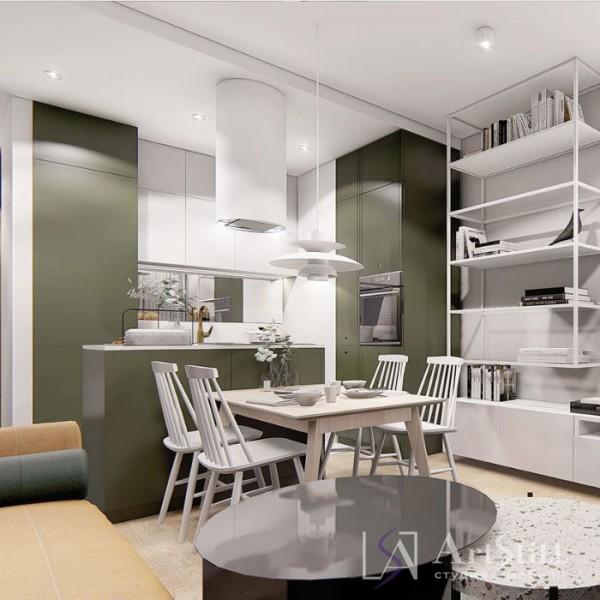 Кухня современная Верде