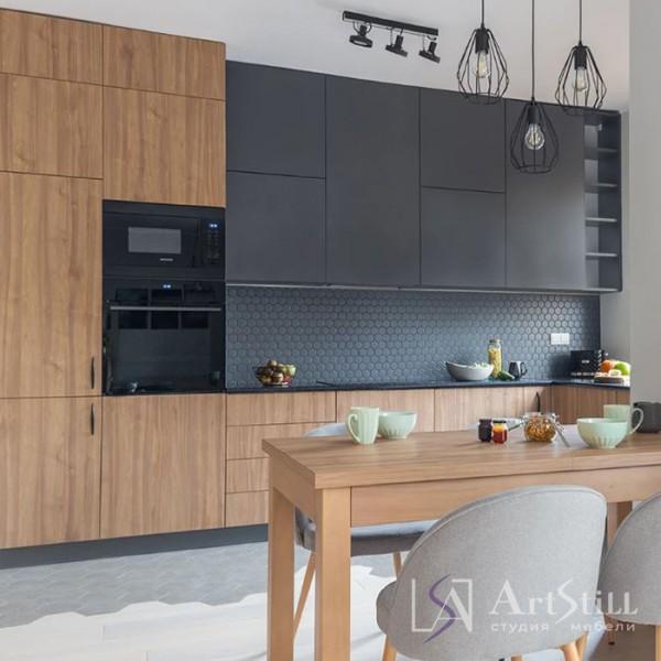 Кухня современная Алберо-3