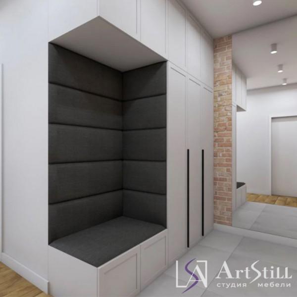 Шкаф в стиле неоклассика Диво
