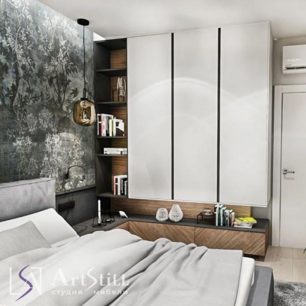 Шкаф современный Селва-2