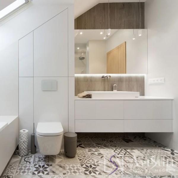 Ванная в современном стиле Даре